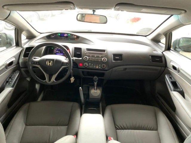 Civic 2011 automatico em otimo estado. - Foto 13