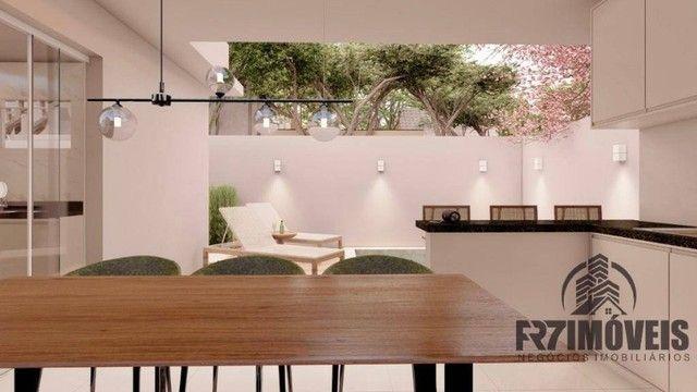 Bela Casa Parque das Flores  3Qs 1S com Área Goumert e Piscina aquecida - Foto 19