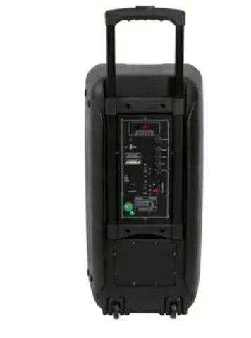 Caixa Amplificador Lenoxx 600w Bluetooth  - Foto 4
