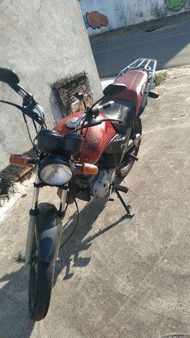Moto top só pega e rodar