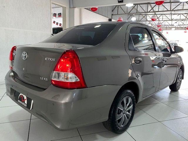 Etios XS Sedan 1.5 2018 - Foto 7