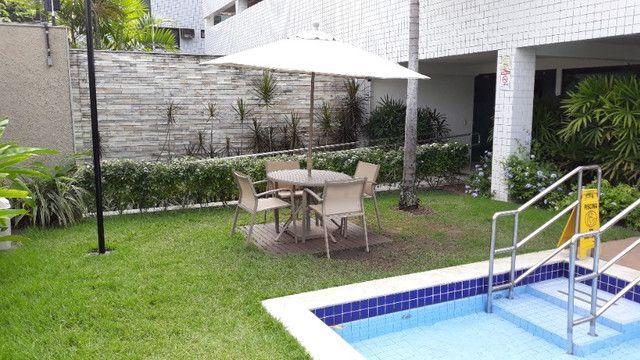 LA025 Apartamento na Torre, 44m2, 2Quartos, 1Suite, Piscina, Academia, Churrasqueira - Foto 16