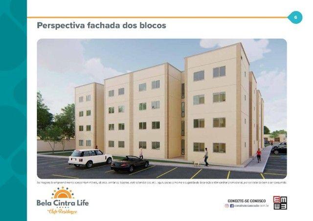 Escudo construção, condominio bela life - Foto 4