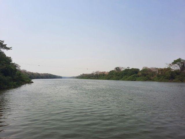 Terreno rio Cuiabá  1.250,00sinal restante parcelado