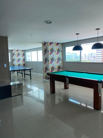 Vendo Apartamento Cond. Vivendas do Farol, 1 Suíte, 2 Quartos - Foto 15