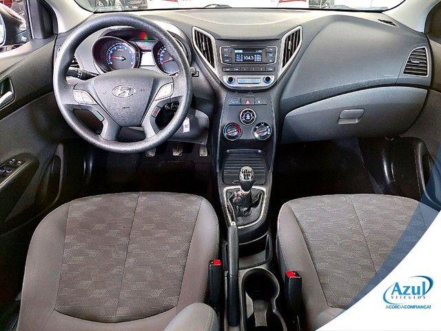 Hyundai Hb20s 1.6 COMFORT PLUS 16V FLEX 4P MANUAL - Foto 2