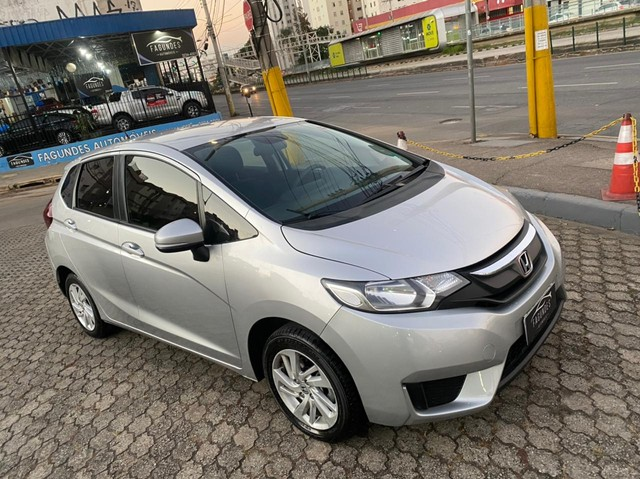 Honda Fit 1.5 16v LX CVT (Flex) - Foto 3