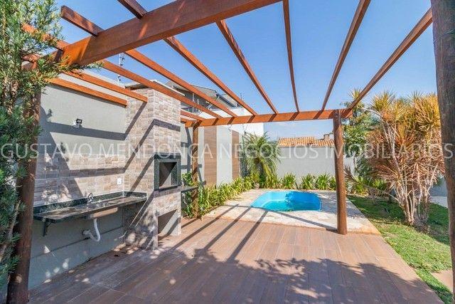 Casa térrea no Rita Vieira 1 toda reformada, com piscina e no asfalto! - Foto 4