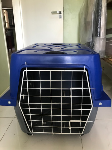 Caixa de transporte de cachorro - Foto 2