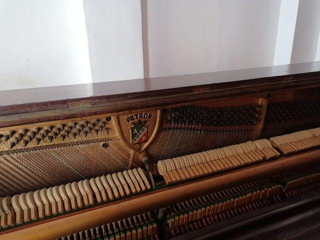 Piano PETROF ótimas condições.  - Foto 6