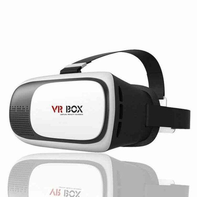 Óculos de realidade virtual 3D vr box - Foto 2