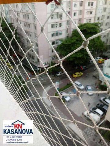 KFAP30278 - 3 quartos junto metro flamengo - Foto 3