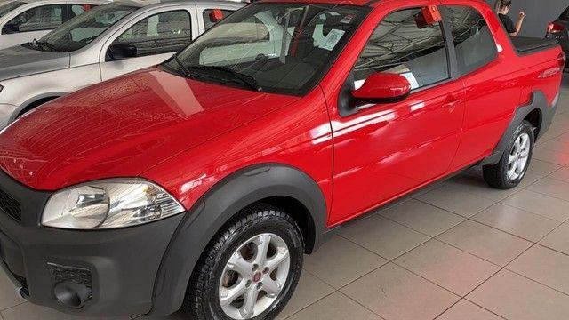 Fiat Strada Cd Freedom 1.4 8v 2020  - Foto 3