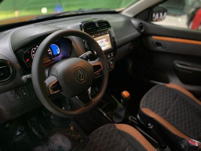 Renault Kwid Outsider 2022 1.0 Okm Veiculo Top de Linha Venha Conferir !!! - Foto 7