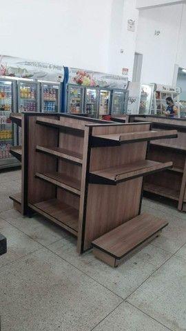 Tudo em MDF diretamente da fábrica venda sob medida conforme espaço do cliente. - Foto 2