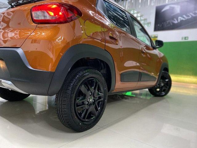 Renault Kwid Outsider 2022 1.0 Okm Veiculo Top de Linha Venha Conferir !!! - Foto 14