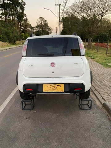 Fiat Uno Vivace Way 1.0 2018 completo faça uma simulação on line  - Foto 4