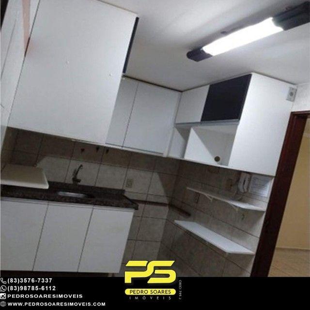 Apartamento com 3 dormitórios à venda, 70 m² por R$ 150.000 - Jardim Cidade Universitária  - Foto 9
