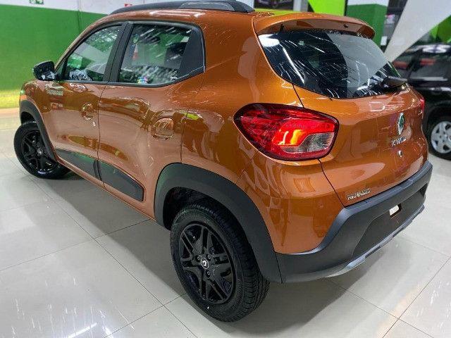 Renault Kwid Outsider 2022 1.0 Okm Veiculo Top de Linha Venha Conferir !!! - Foto 10