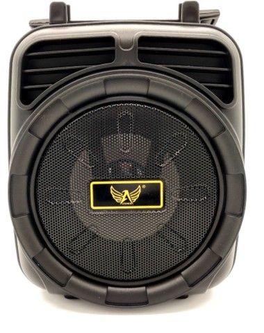 Caixa de Som Bluetooth Potente Usb Caixa Som FM Portátil - Frete Grátis ! - Foto 3
