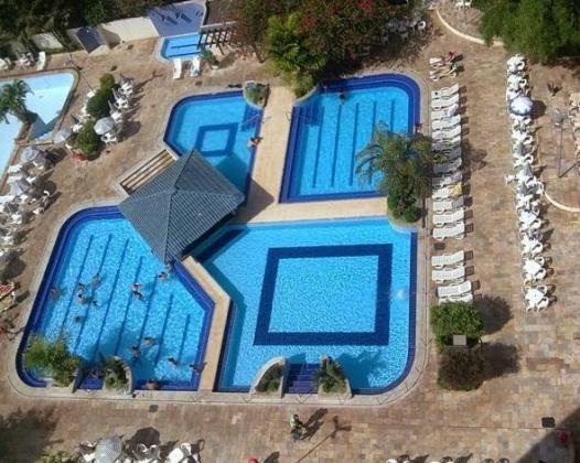 Apartamento e Flat em Caldas Novas temporada - Foto 12