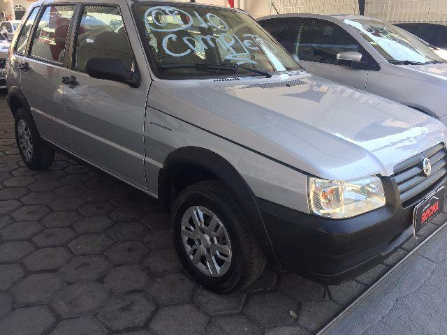 Fiat Uno Mille Way Completissimo - Raridade