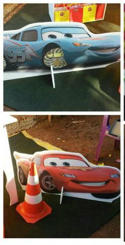 Personagens cars. R$ 50