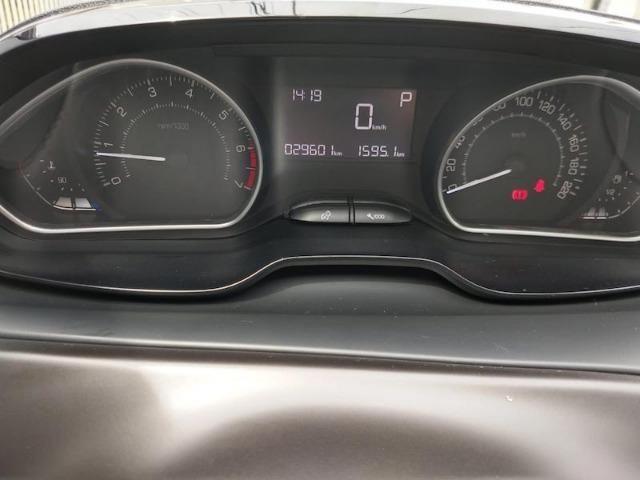 Peugeot 2008 Griffe 2017 Flex 1.6 16V Automático - Teto Solar - Bancos de Couro - Foto 7
