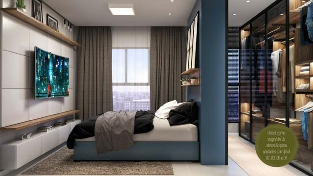 Apartamentos 2 dormitório sendo 1 Suíte no Centro de Araucária - Foto 5