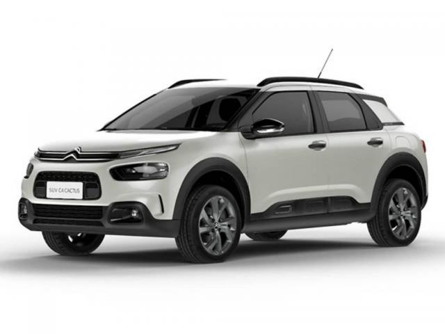 Citroën C4 Cactus Feel Pack 1.6 16V Flex Aut Novo