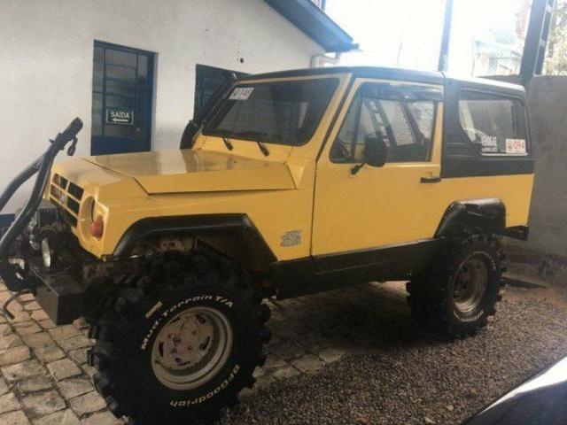 Jeep jpx montez 4x4 preparado para trilha, motor 3.6 a gasolina - Foto 4