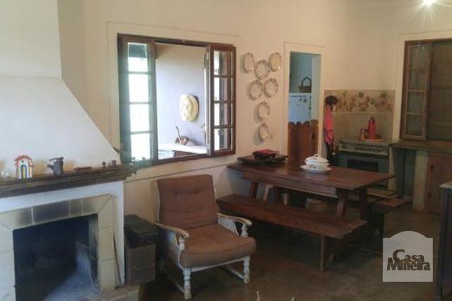 Casa de condomínio à venda com 3 dormitórios em Aconchego da serra, Itabirito cod:114180