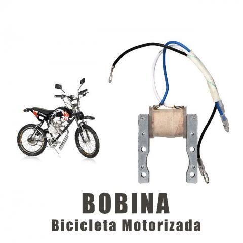 Bobina bicicleta motorizada