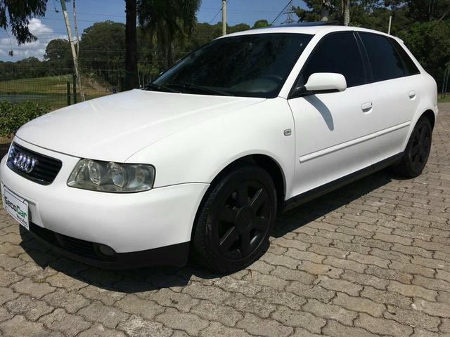 Audi lindo c/ teto