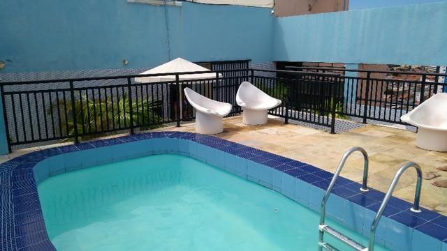 Apartamento, mobiliado em Fortaleza na praia de Iracema - Foto 11