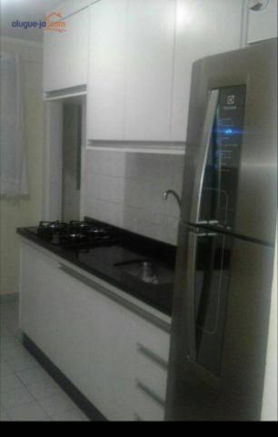 Apartamento residencial à venda, Jardim Terras Do Sul, São José dos Campos.