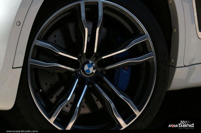 Jogo Rodas BMW R21 Aro 21 tala 10,5 dianteira 11,5 traseira X3 X4 X5 X6 Sport Serie M X6m - Foto 2