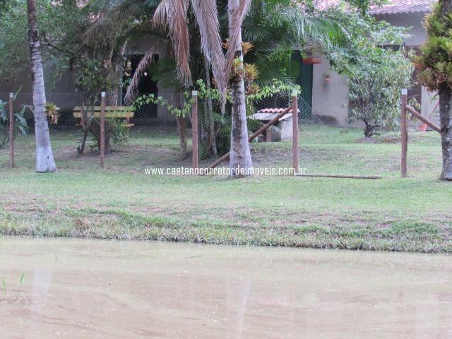 Caetano Imóveis - Sítio com natureza exuberante e muita água (lugar apaixonante) - Foto 6