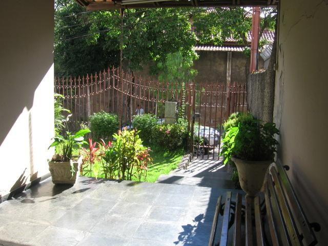 Casa residencial à venda, caiçara, belo horizonte - ca0008. - Foto 4