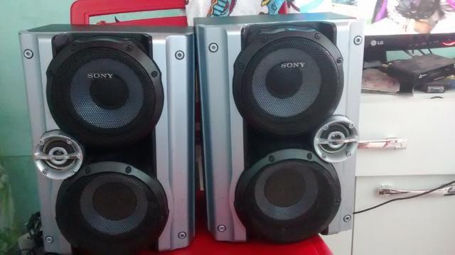 Caixa de som Sony bem conservado 130.00