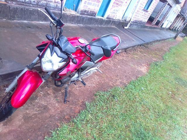Moto Yamaha fazer250