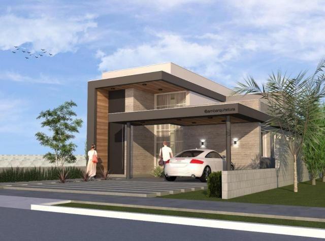 Casa à venda, 140 m² por r$ 590.000,00 - alphaville - gravataí/rs - Foto 2