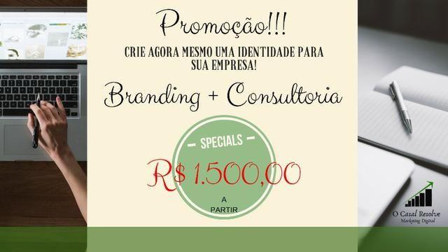 Faça seu negócio virar o Foco! Branding + Consultoria