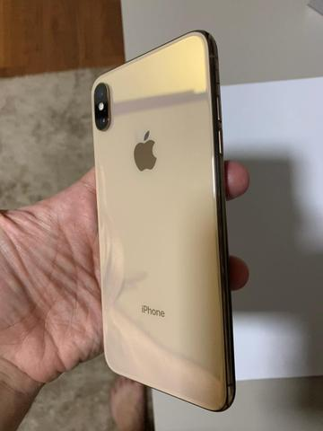 Iphone XS MAX 256 com capinha apple - Foto 2