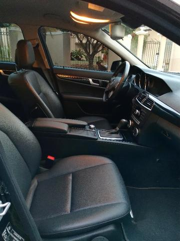 Mercedes C180 Sport 1.6 Turbo - Baixa km - Foto 7