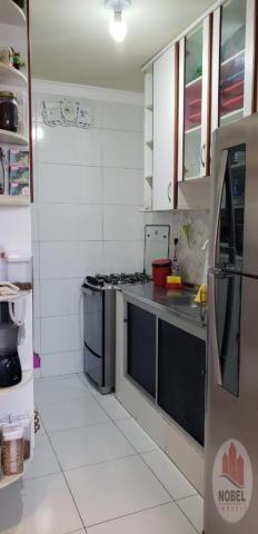 Apartamento à venda com 2 dormitórios em Ponto central, Feira de santana cod:5659 - Foto 5