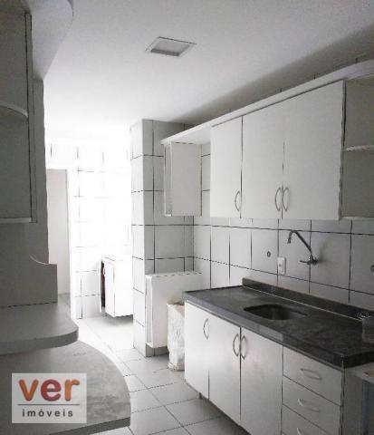 Apartamento à venda, 90 m² por R$ 349.000,00 - Cocó - Fortaleza/CE - Foto 20