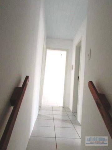Casa com 3 dormitórios para alugar, 116 m² por r$ 1.180,00/mês - nonoai - porto alegre/rs - Foto 11