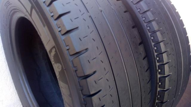 Pneu 205/75r16C Michelin (PAR)