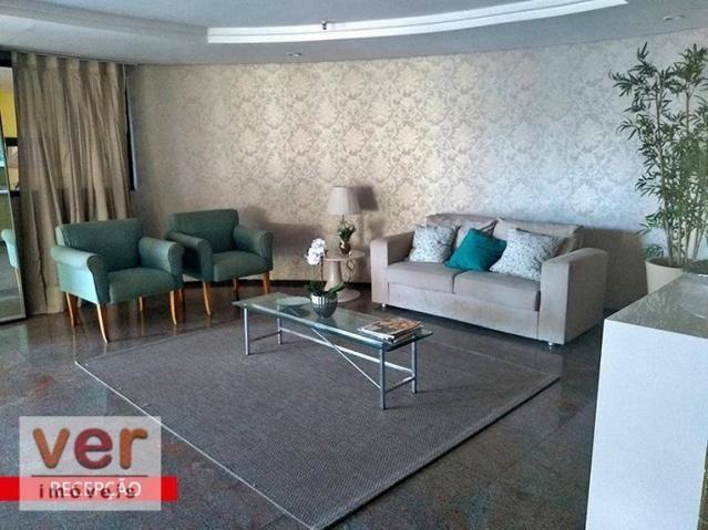 Apartamento à venda, 90 m² por R$ 349.000,00 - Cocó - Fortaleza/CE - Foto 11